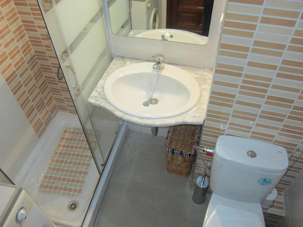Baño - Piso en alquiler en calle Infante, Torre del mar - 125399333