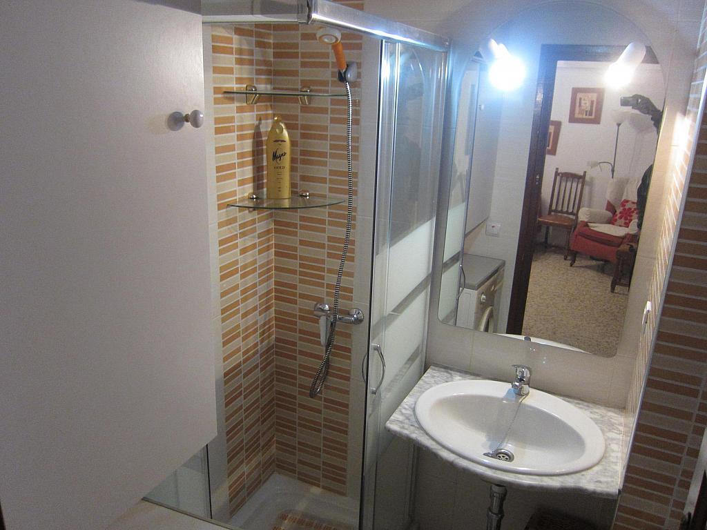 Baño - Piso en alquiler en calle Infante, Torre del mar - 125399334