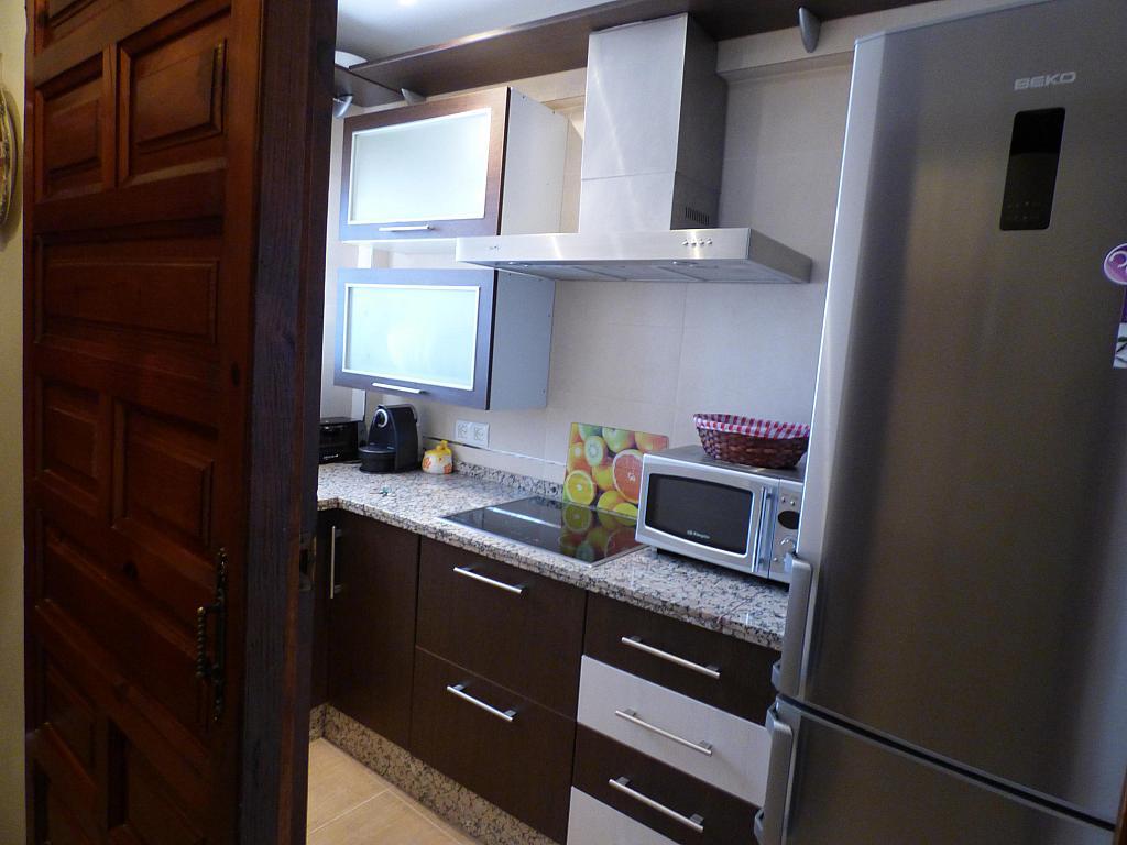 Cocina - Piso en alquiler en calle Infante, Torre del mar - 154621965