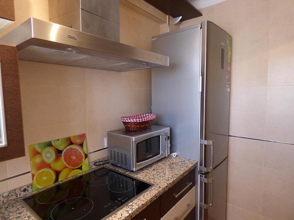 Cocina - Piso en alquiler en calle Infante, Torre del mar - 154621967