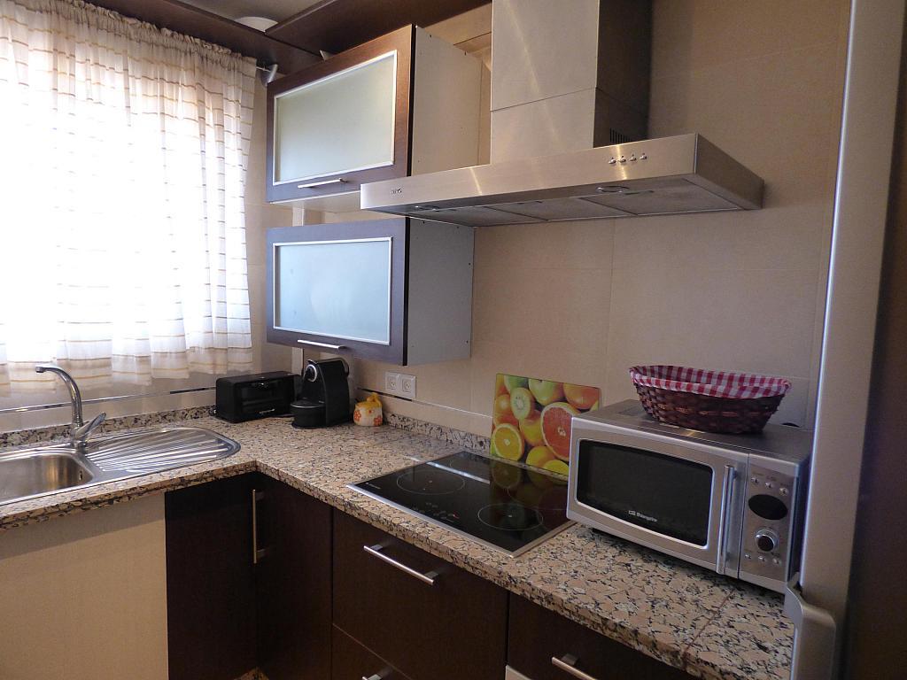 Cocina - Piso en alquiler en calle Infante, Torre del mar - 154621983