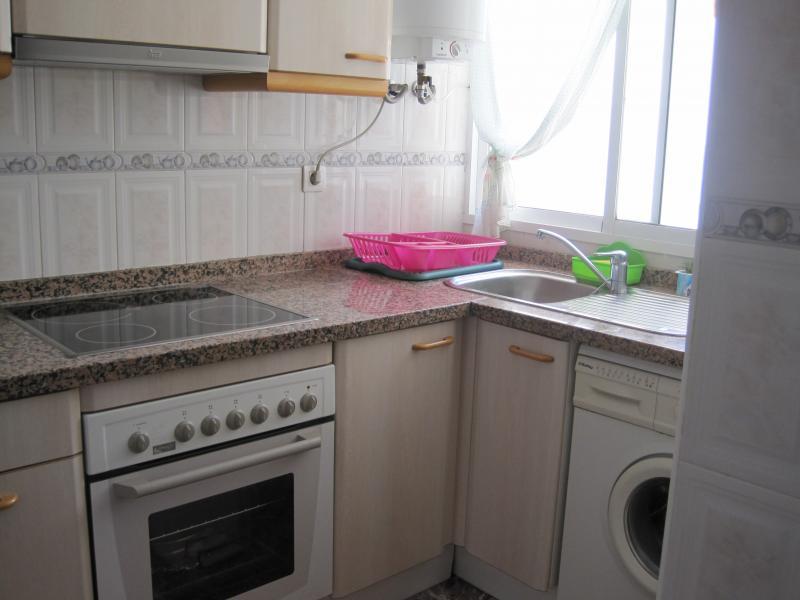 Cocina - Piso en alquiler en calle Edf Antillas, Torre del mar - 116491808