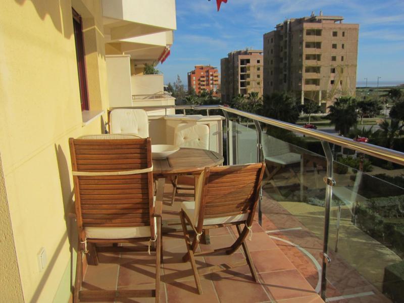 Terraza - Piso en alquiler en calle Mar Cantabrico, Torre del mar - 116564617