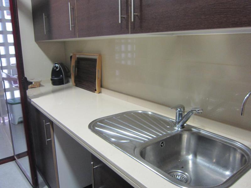 Cocina - Piso en alquiler en calle Mar Cantabrico, Torre del mar - 116564831