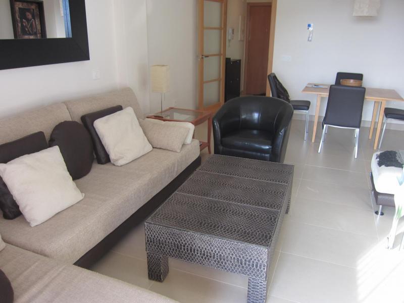 Salón - Piso en alquiler en calle Mar Cantabrico, Torre del mar - 116564994