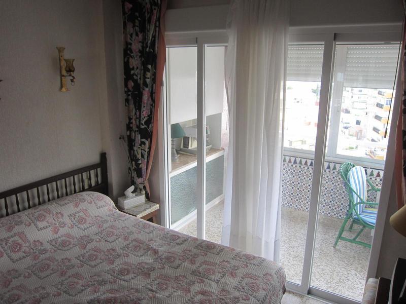 Dormitorio - Piso en alquiler en calle Infante, Torre del mar - 121659084