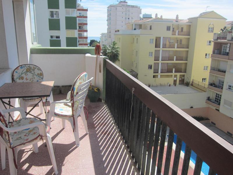 Vistas - Piso en alquiler en calle Tore Tore, Torre del mar - 122506583