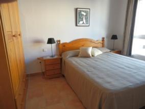 Dormitorio - Piso en alquiler en calle San Andrés, Torre del mar - 122708807
