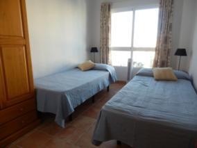 Dormitorio - Piso en alquiler en calle San Andrés, Torre del mar - 122708809