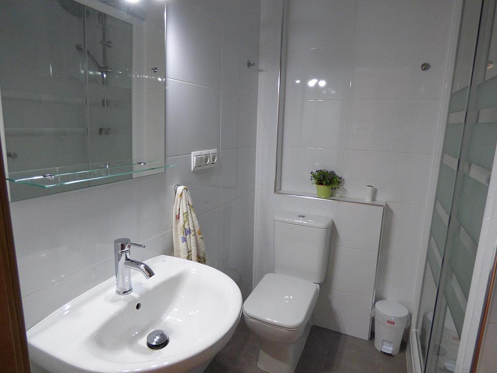 Baño - Piso en alquiler en calle Tore Tore, Torre del mar - 159955654