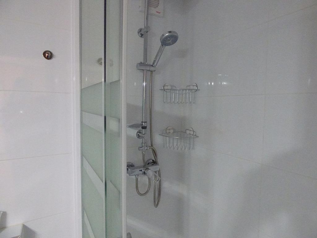 Baño - Piso en alquiler en calle Tore Tore, Torre del mar - 159955675