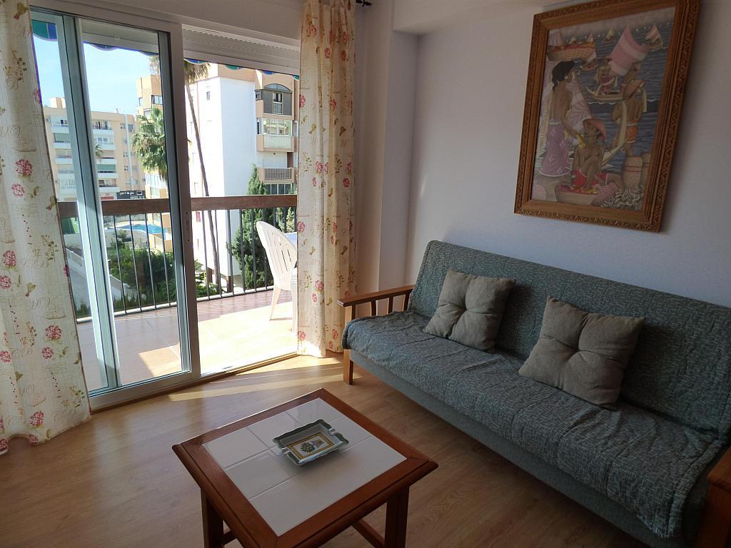 Salón - Piso en alquiler en calle Tore Tore, Torre del mar - 159955826