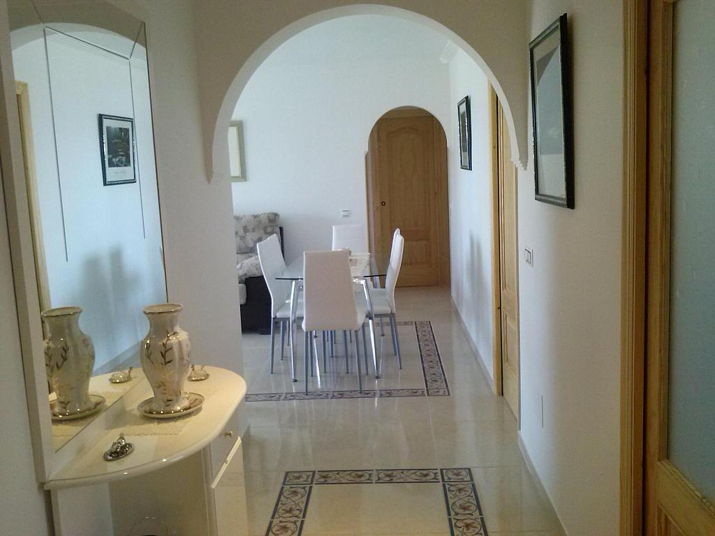 Vestíbulo - Piso en alquiler en calle Levante, Torre del mar - 148799815