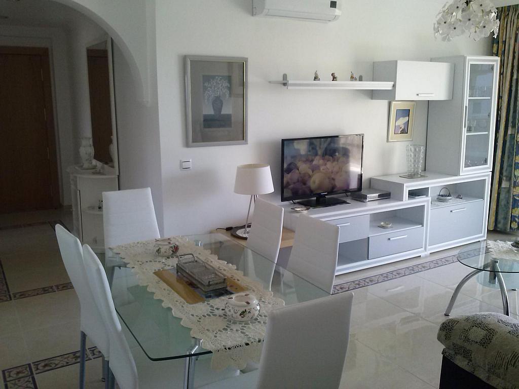 Salón - Piso en alquiler en calle Levante, Torre del mar - 148799834