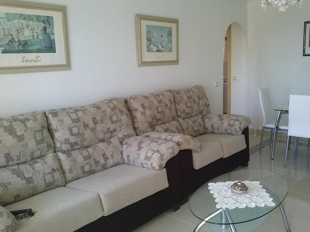 Salón - Piso en alquiler en calle Levante, Torre del mar - 148799841