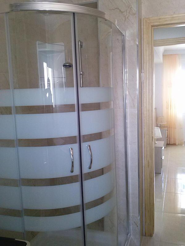 Baño - Piso en alquiler en calle Levante, Torre del mar - 148799857
