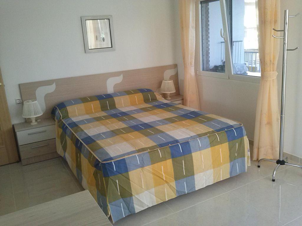 Dormitorio - Piso en alquiler en calle Levante, Torre del mar - 148799877