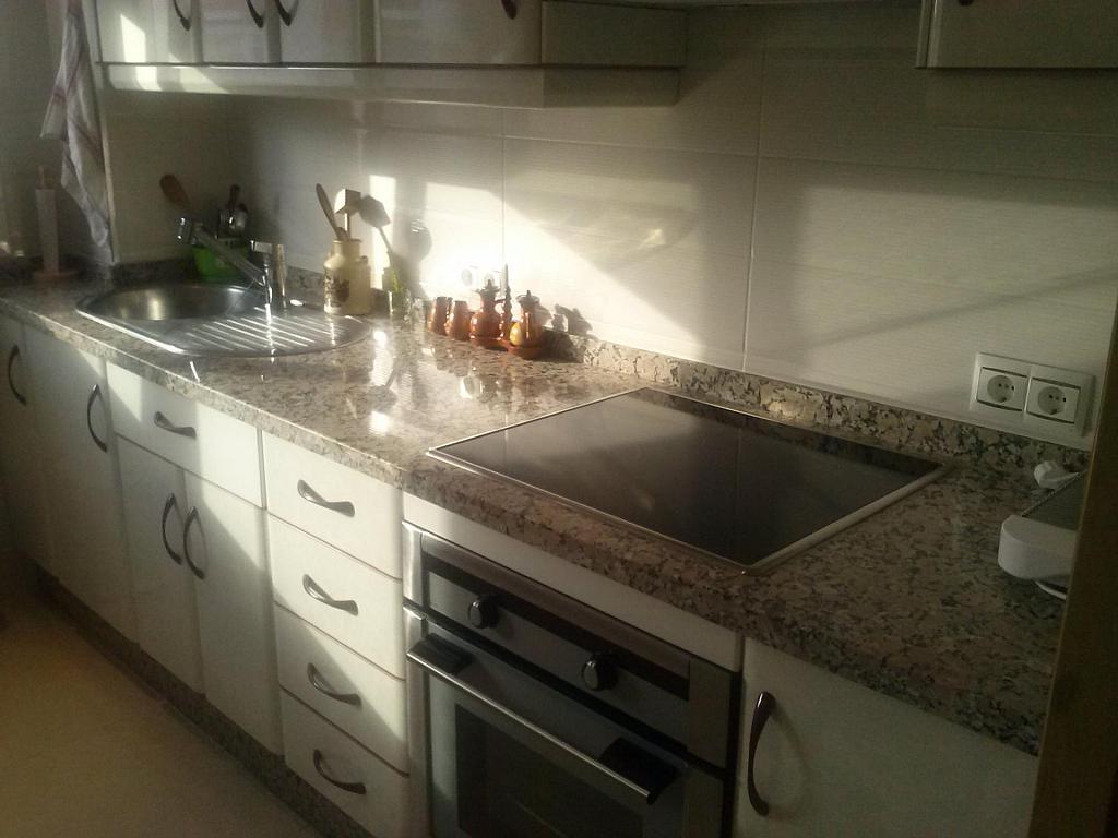 Cocina - Piso en alquiler en calle Levante, Torre del mar - 148799883