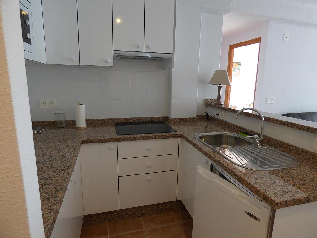Cocina - Piso en alquiler en calle Tore Tore, Torre del mar - 156374576