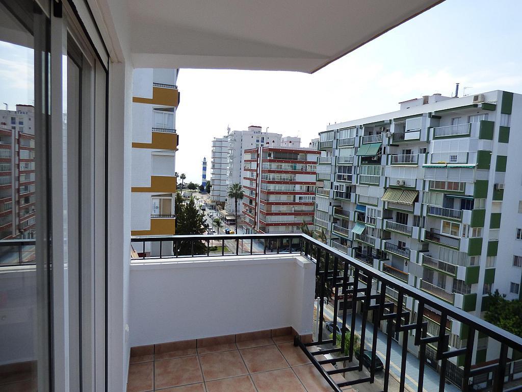Terraza - Piso en alquiler en calle Tore Tore, Torre del mar - 156374723