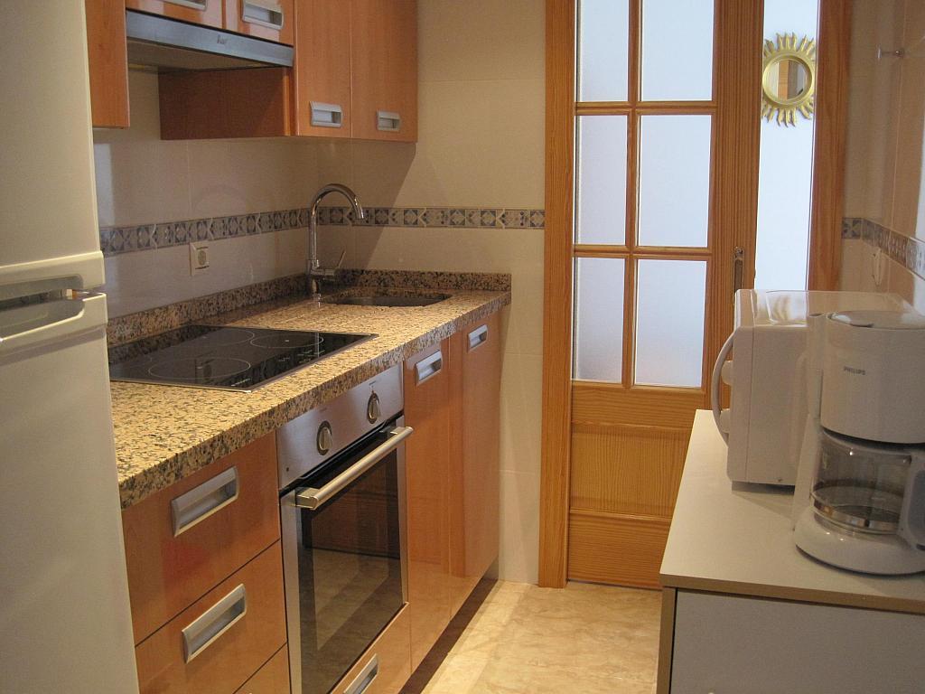 Cocina - Piso en alquiler en paseo Maritimo de Levante, Torre del mar - 169618823