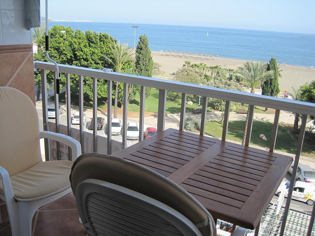 Terraza - Piso en alquiler en paseo Maritimo de Levante, Torre del mar - 169618857