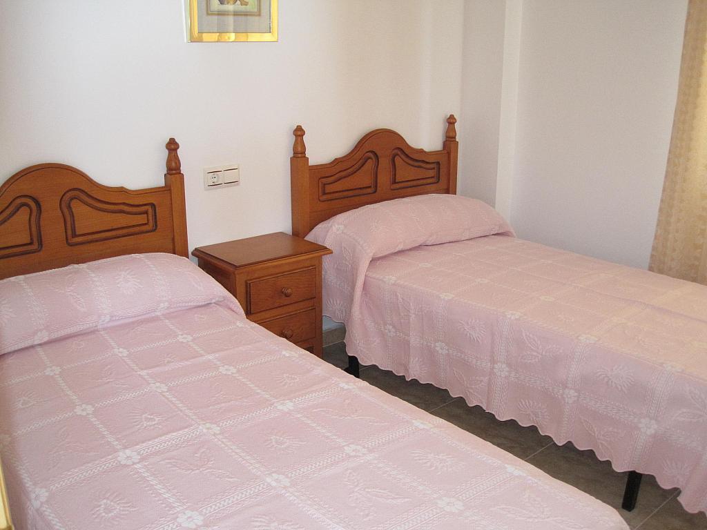 Dormitorio - Piso en alquiler en paseo Maritimo de Levante, Torre del mar - 169618884