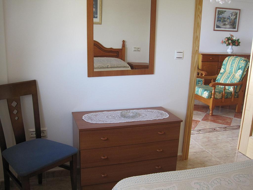 Dormitorio - Piso en alquiler en paseo Maritimo de Levante, Torre del mar - 169618931