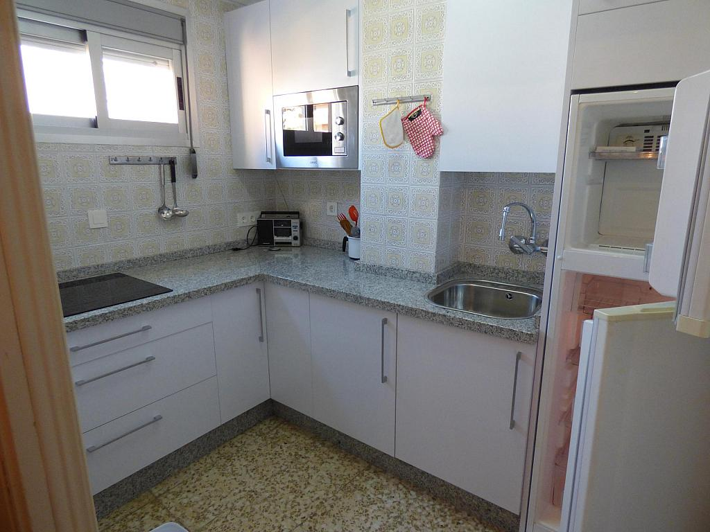 Cocina - Piso en alquiler en calle Infantes, Torre del mar - 172885341