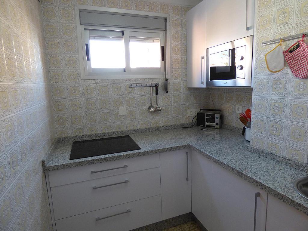 Cocina - Piso en alquiler en calle Infantes, Torre del mar - 172885344