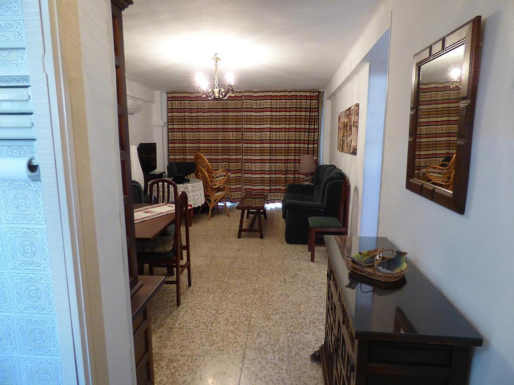Vestíbulo - Piso en alquiler en calle Infantes, Torre del mar - 172885353