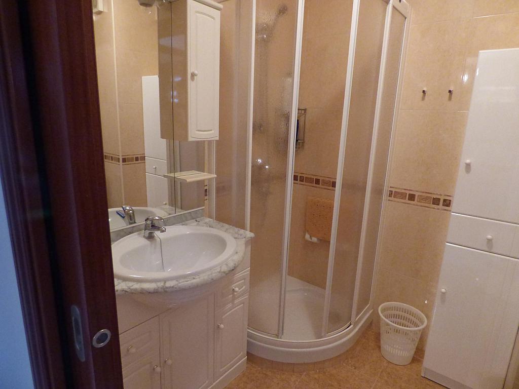 Baño - Piso en alquiler en calle Infantes, Torre del mar - 172885370