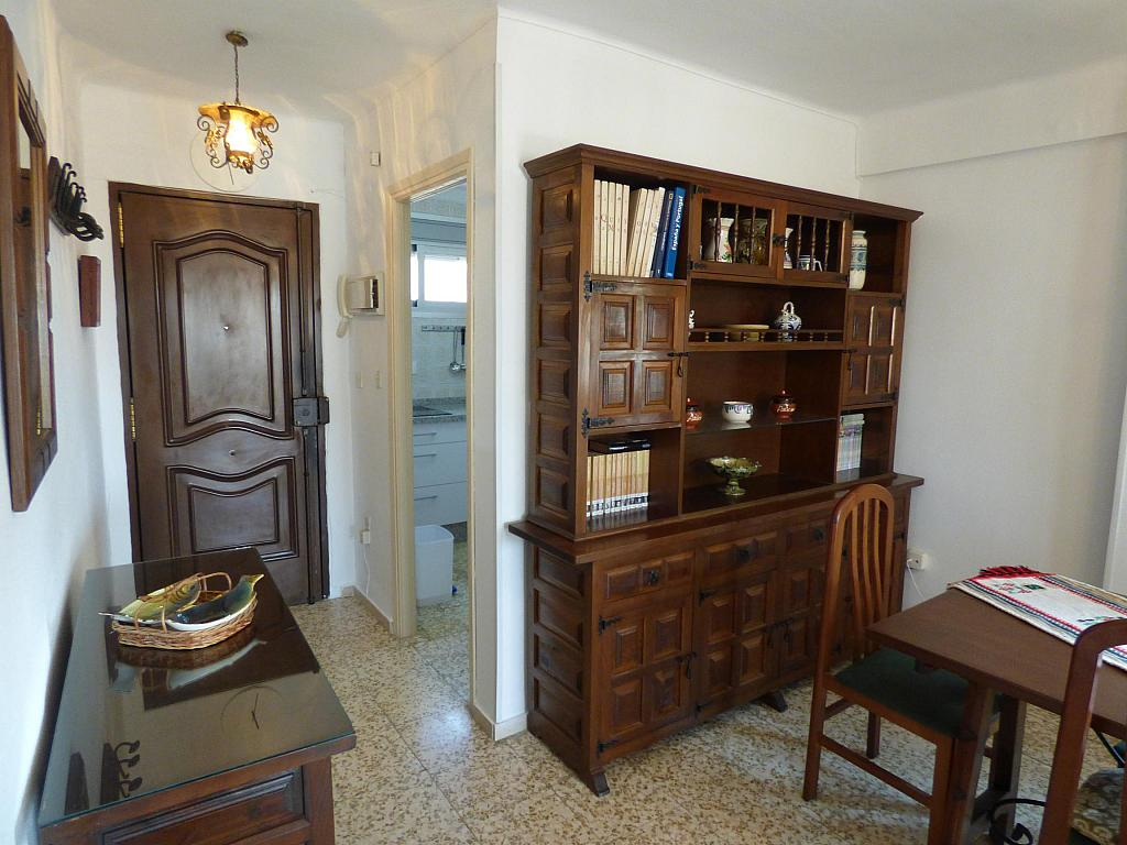 Salón - Piso en alquiler en calle Infantes, Torre del mar - 172885401