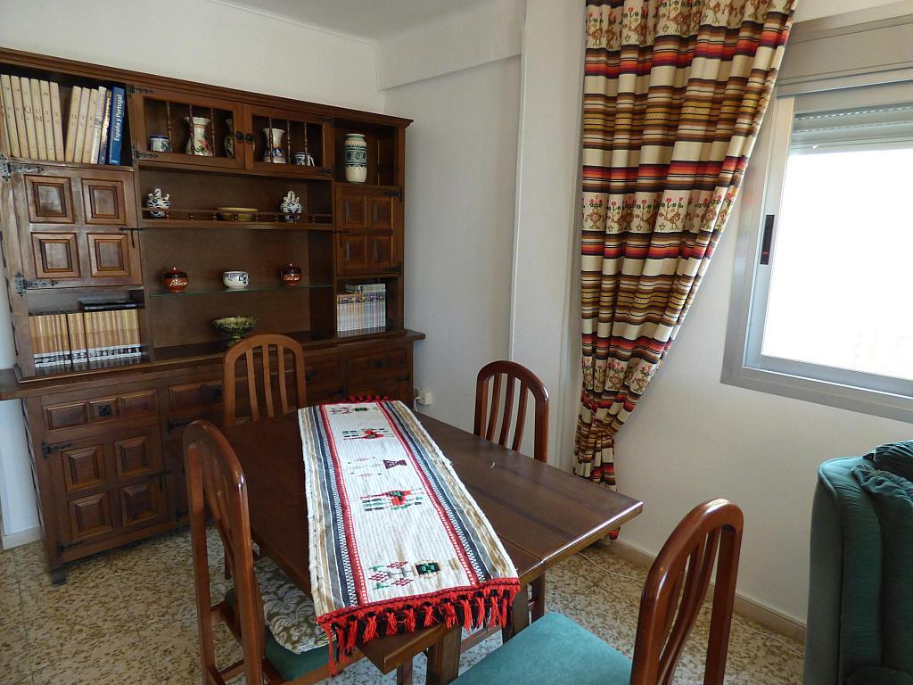 Salón - Piso en alquiler en calle Infantes, Torre del mar - 172885407