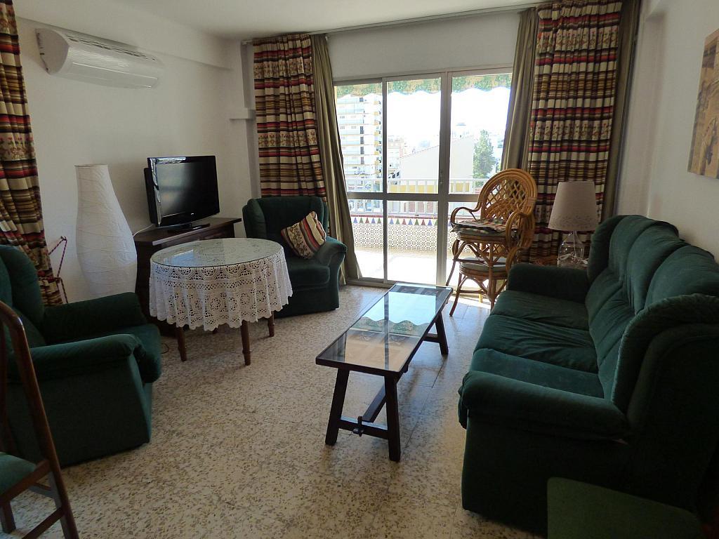 Salón - Piso en alquiler en calle Infantes, Torre del mar - 172885419