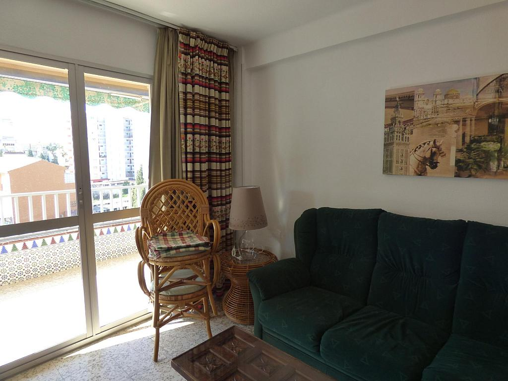 Salón - Piso en alquiler en calle Infantes, Torre del mar - 172885437