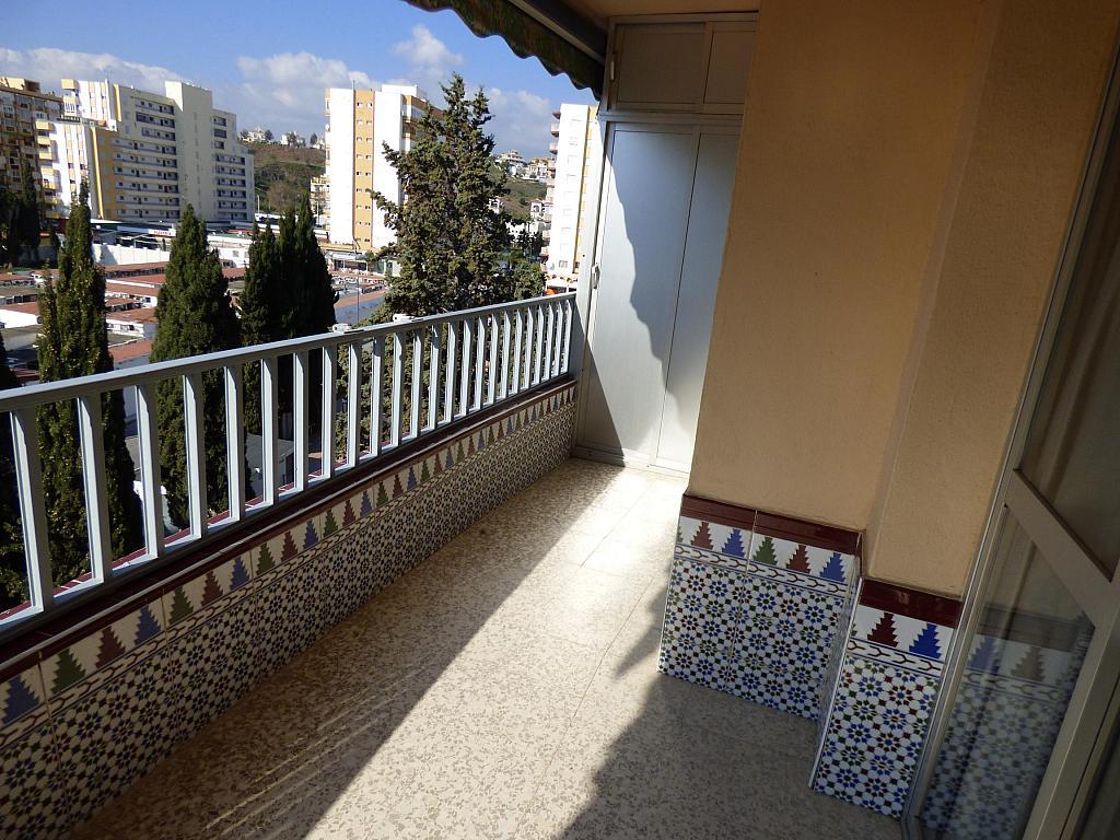 Terraza - Piso en alquiler en calle Infantes, Torre del mar - 172885442