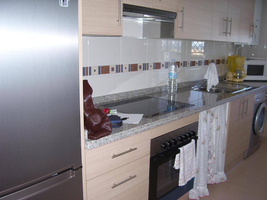 Cocina - Piso en alquiler en calle El Tomillar, Torre del mar - 210124449