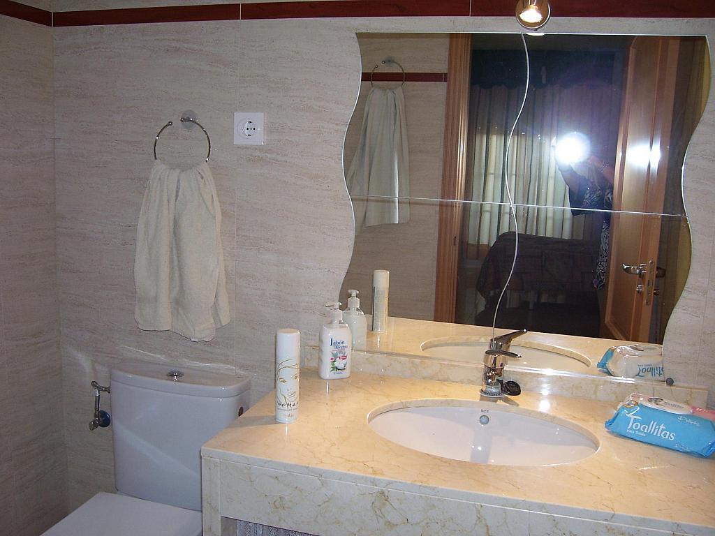 Baño - Piso en alquiler en calle El Tomillar, Torre del mar - 210124464