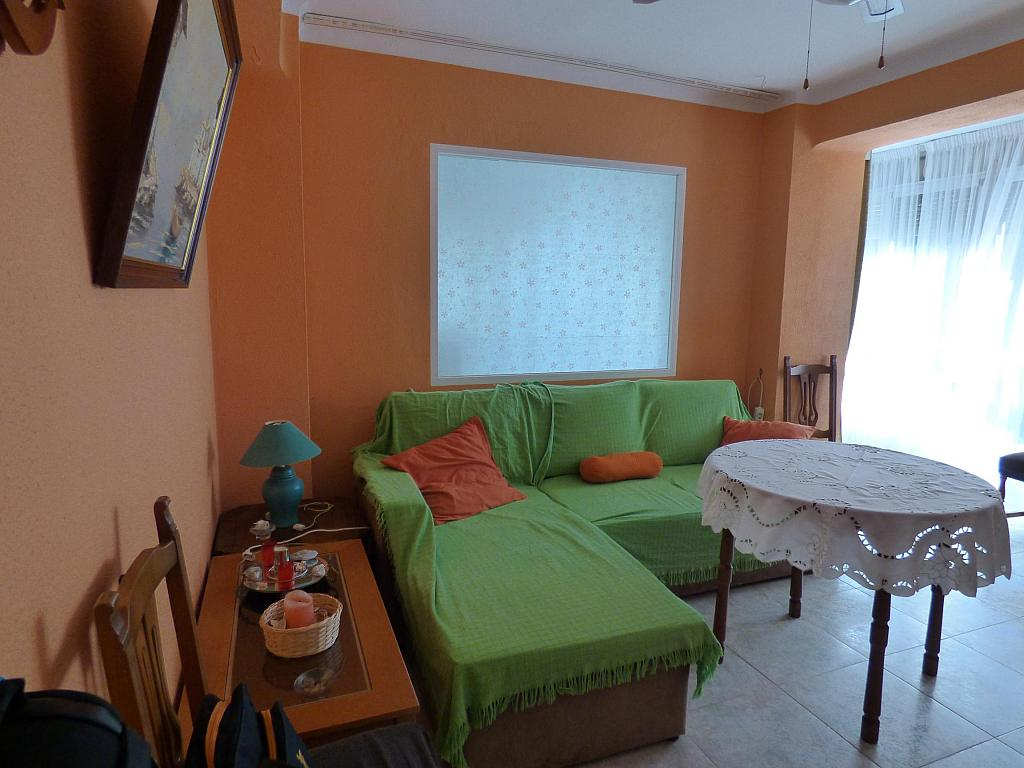 Salón - Piso en alquiler en calle Clavel, Torre del mar - 223880065