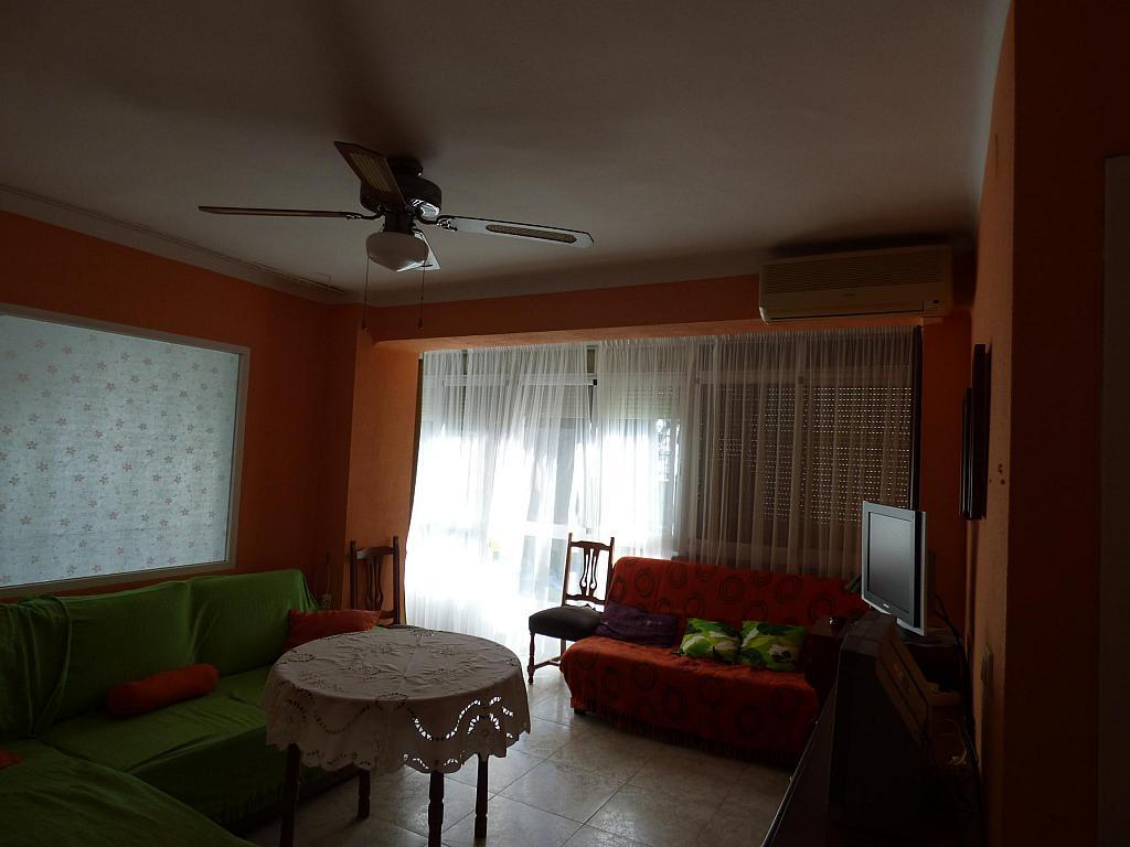 Salón - Piso en alquiler en calle Clavel, Torre del mar - 223880067