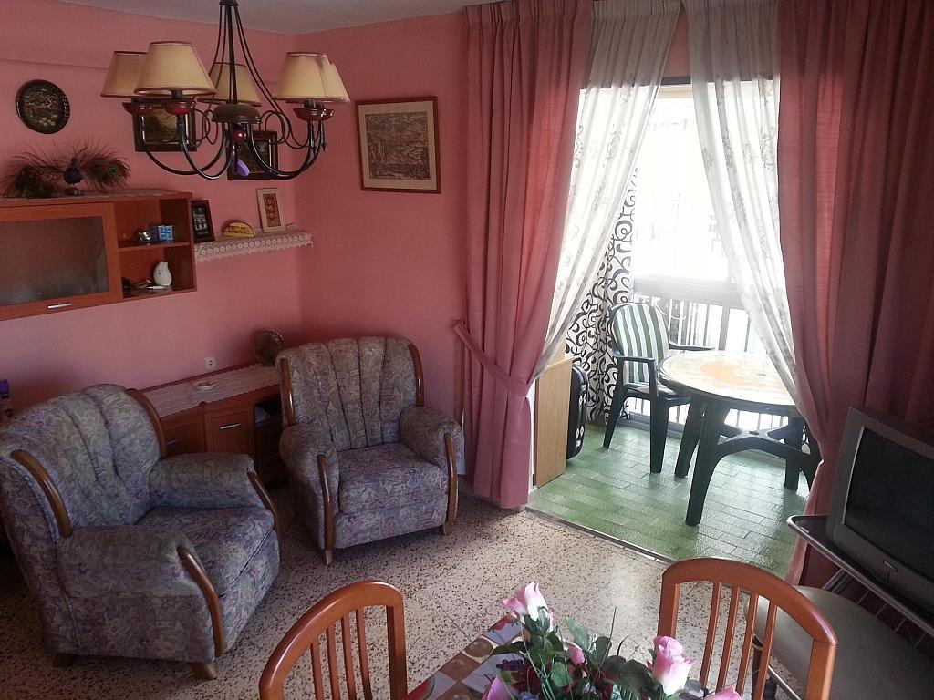 Salón - Piso en alquiler en calle Falucha, Torre del mar - 230717090