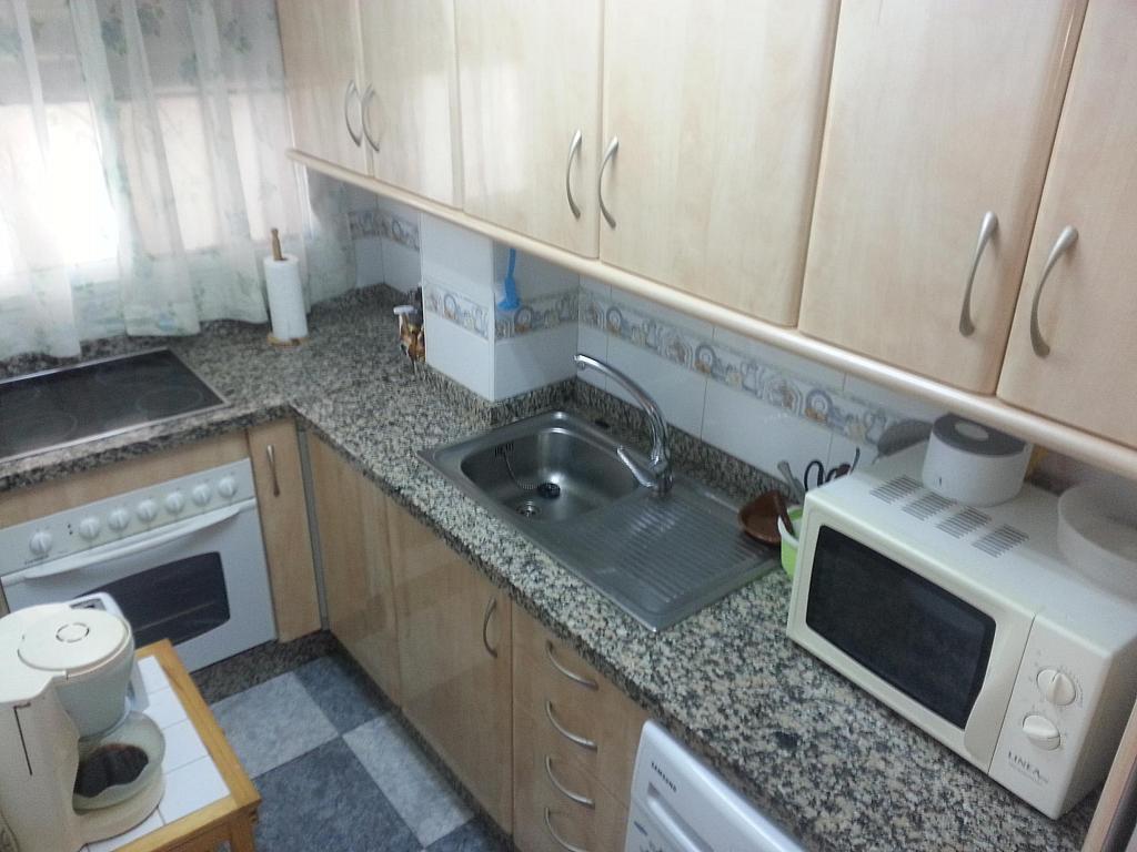 Cocina - Piso en alquiler en calle Falucha, Torre del mar - 230717128