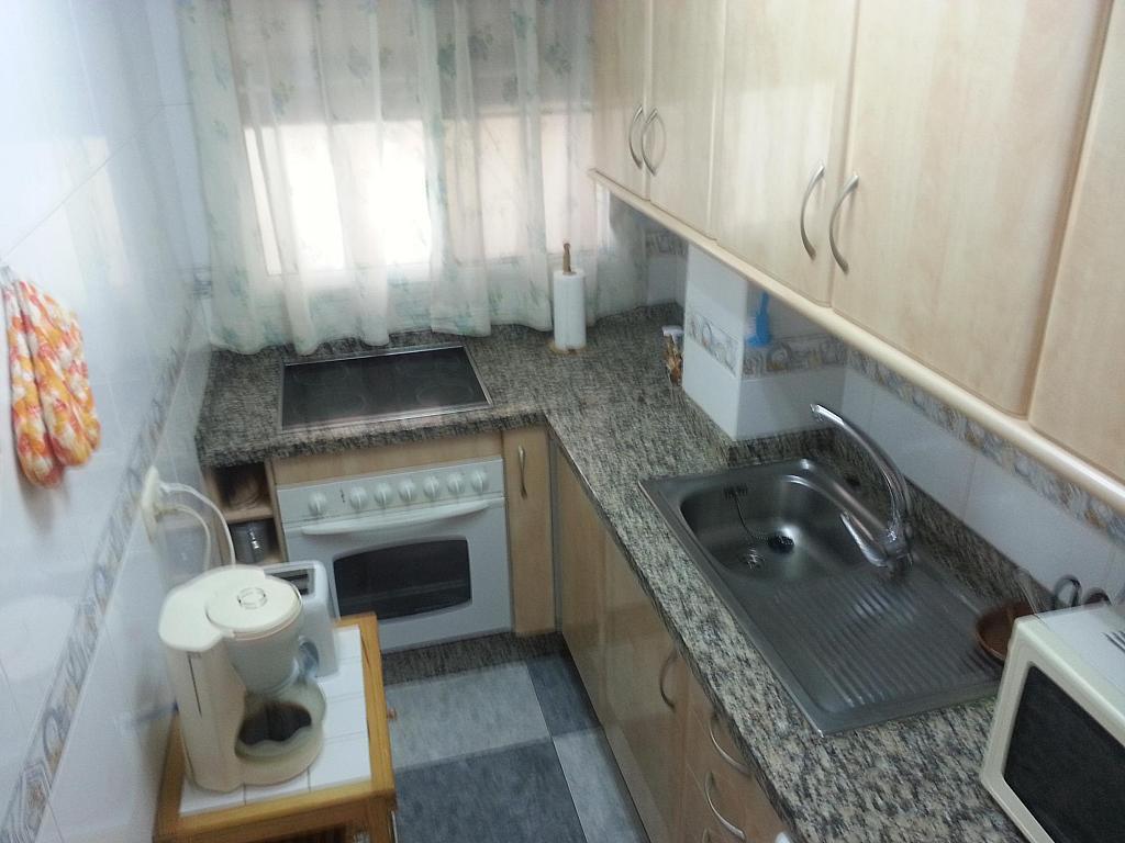 Cocina - Piso en alquiler en calle Falucha, Torre del mar - 230717145