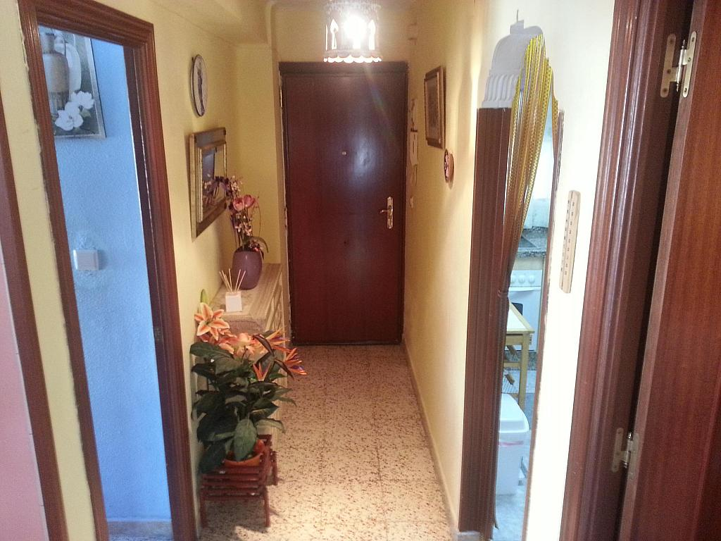 Pasillo - Piso en alquiler en calle Falucha, Torre del mar - 230717154