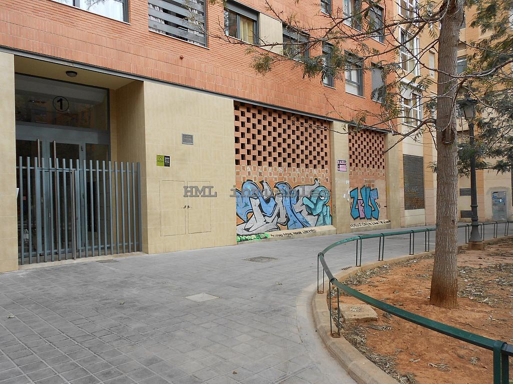 Fachada - Bajo en alquiler en calle Torres Torres, Nou Moles en Valencia - 254541670