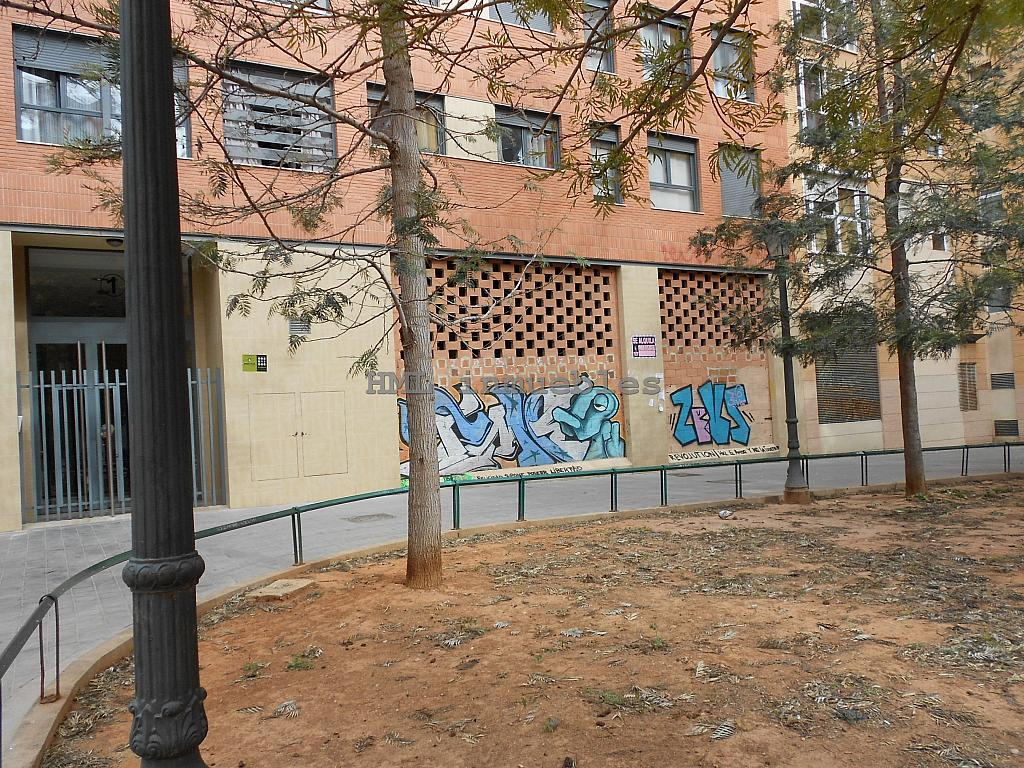 Fachada - Bajo en alquiler en calle Torres Torres, Nou Moles en Valencia - 254541673