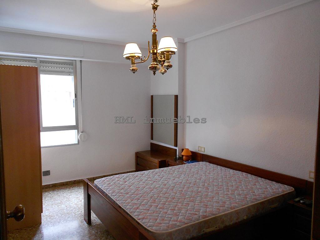 Dormitorio - Piso en alquiler en calle Malvarrosa, La Malva-rosa en Valencia - 254542142
