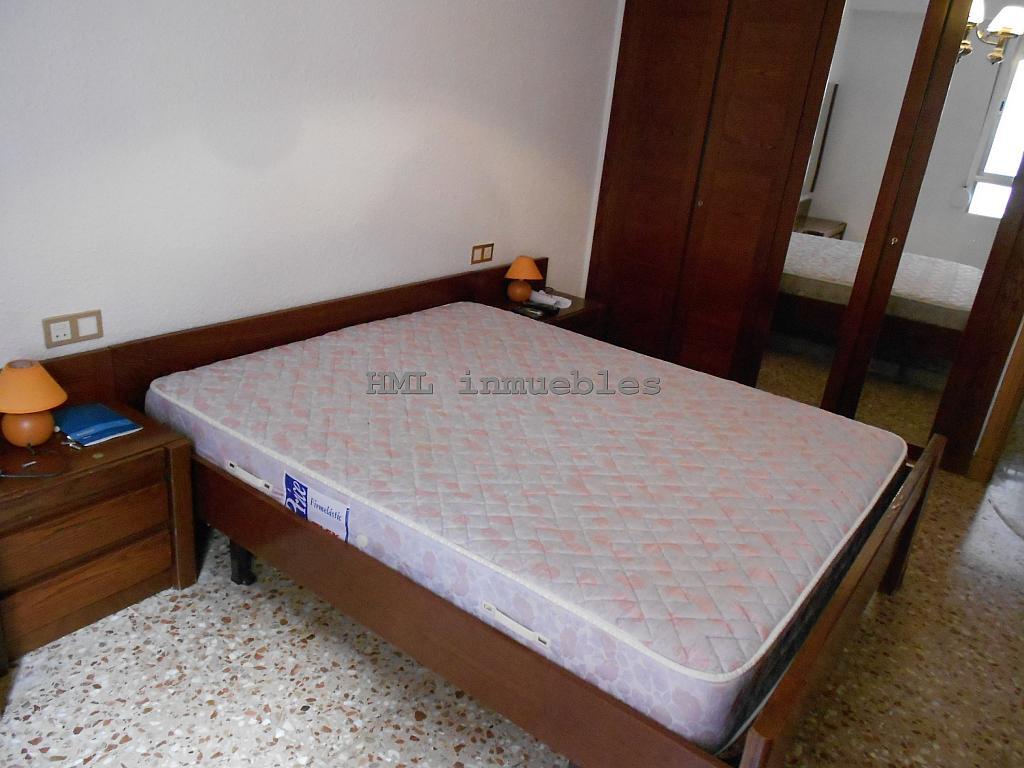 Dormitorio - Piso en alquiler en calle Malvarrosa, La Malva-rosa en Valencia - 254542144