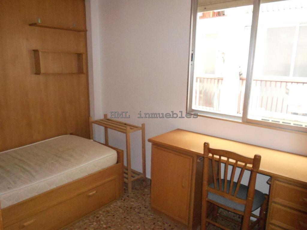 Dormitorio - Piso en alquiler en calle Malvarrosa, La Malva-rosa en Valencia - 254542340